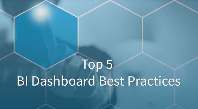 BI Dashboard Best Practices
