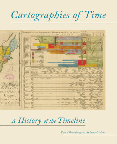 """Cartographies of Time: A History of the Timeline"" by Daniel Rosenberg"
