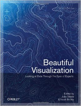 "Top Data Visualilzation Book #5: ""Beautiful Visualization, Looking at Data Through the Eyes of Experts"" by Julie Steele, Noah Iliinsky"