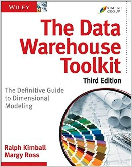 the data warehouse tookit by ralph kimball and margy ross