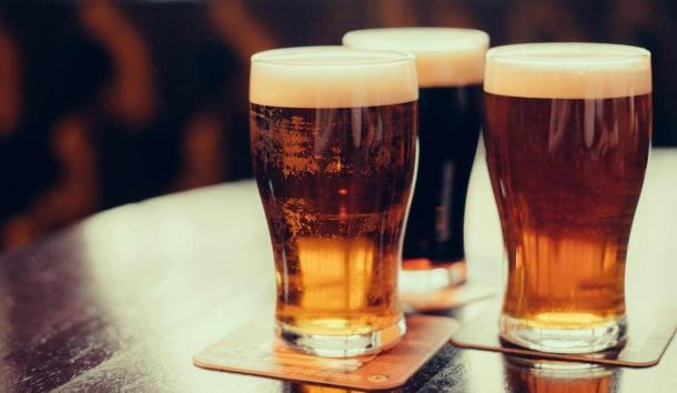 one big data application example: self-served beer in bars