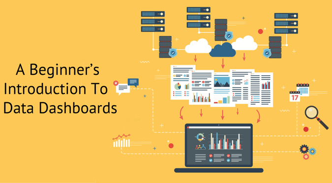 What are data dashboards and how you can benefit from them