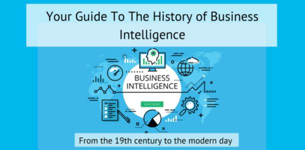 Business Intelligence History: it already started in the 19th century