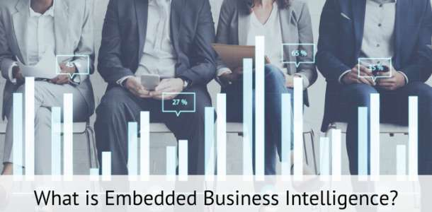embedded business intelligence to overcome analytics challenges