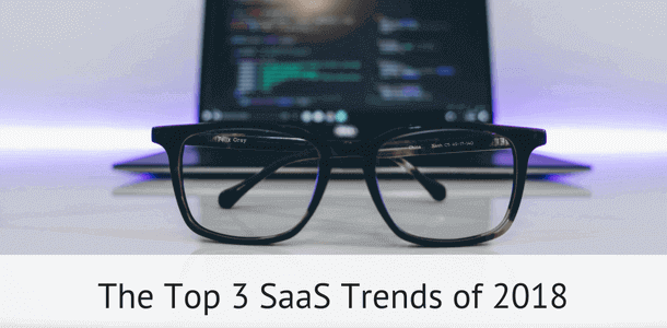 datapine's Top 3 Saas Trends 2018