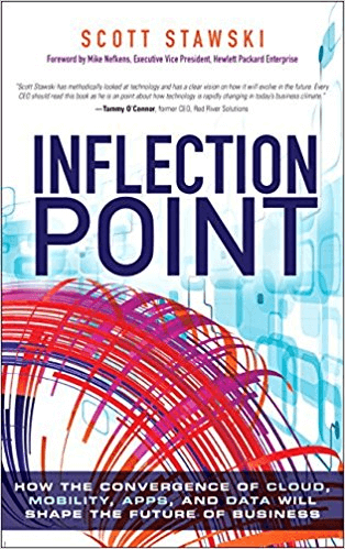 data science books: Inflection Point, by Scott Stawski