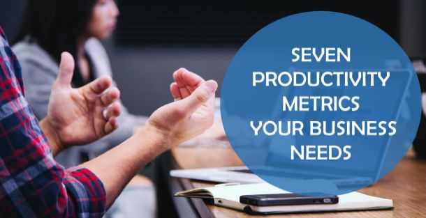 employee productivity metrics examples for your business