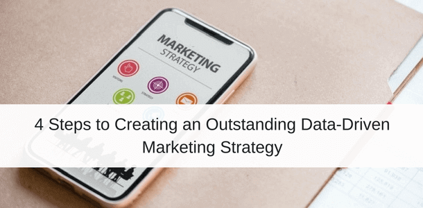 How to create a data driven marketing strategy