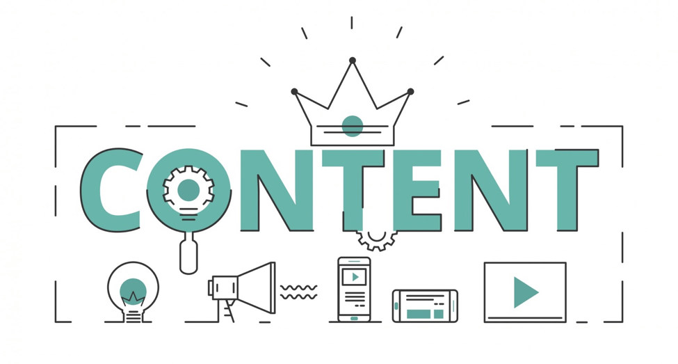 Content is king - why you need to redesign your website