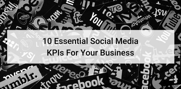social media KPIs for your marketing campaign