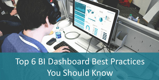 Discover our 6 BI dashboard best practices