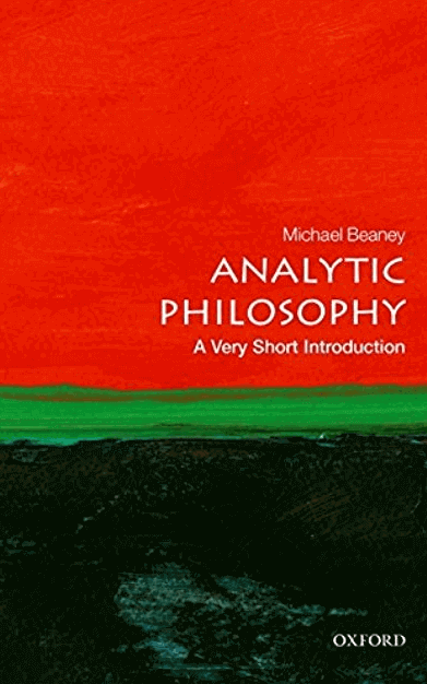 Analytic philosophy, a book on philosophical aspects of analysis