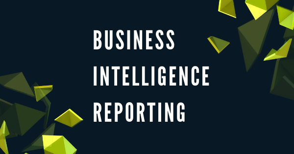 Business intelligence reporting by datapine