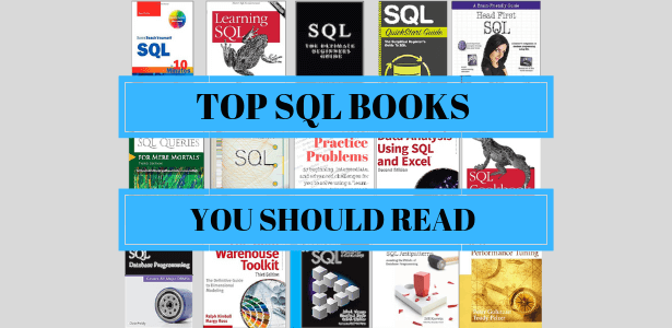 Best SQL books you should read