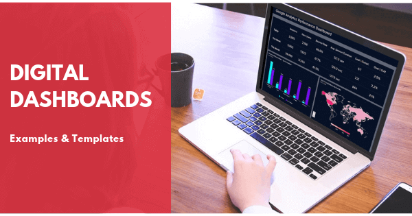 Digital dashboards with examples and templates