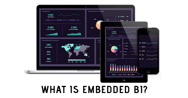 Embedded business intelligence