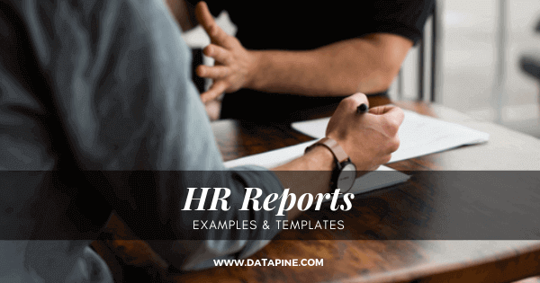 HR Report Samples & Templates For Annual And Monthly Reports