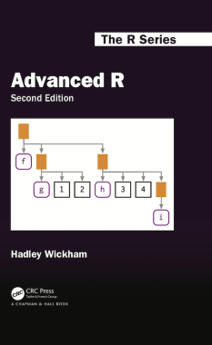 Data science book: Advanced R by Hadley Wickham