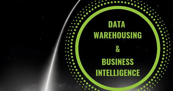 Data warehousing and business intelligence by datapine