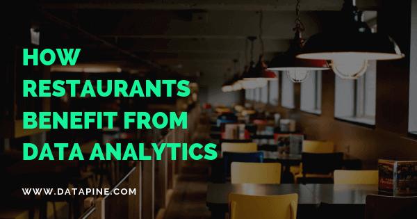 Restaurant analytics by datapine
