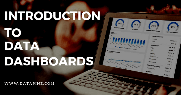 A beginner's introduction to data dashboards by datapine