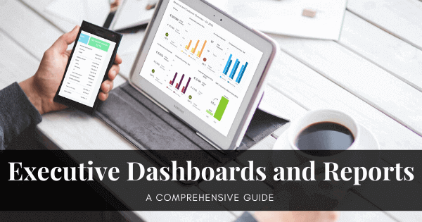 Executive dashboards and reports by datapine