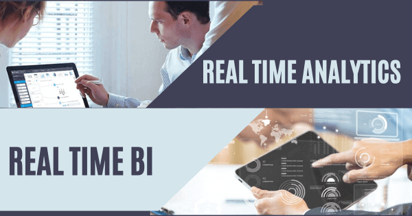 Real time analytics and real time business intelligence by datapine.