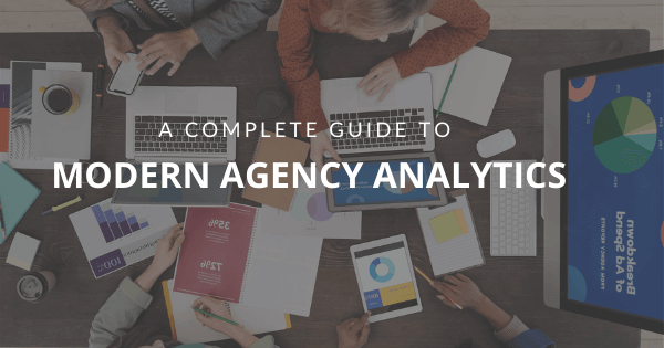 Modern agency analytics and reporting by datapine