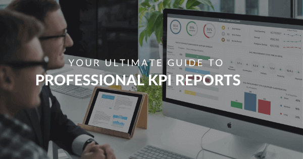 KPI reports blog by datapine