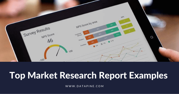 Market research reports blog by datapine