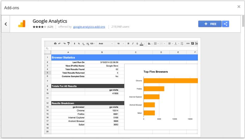 google-analytics-addon