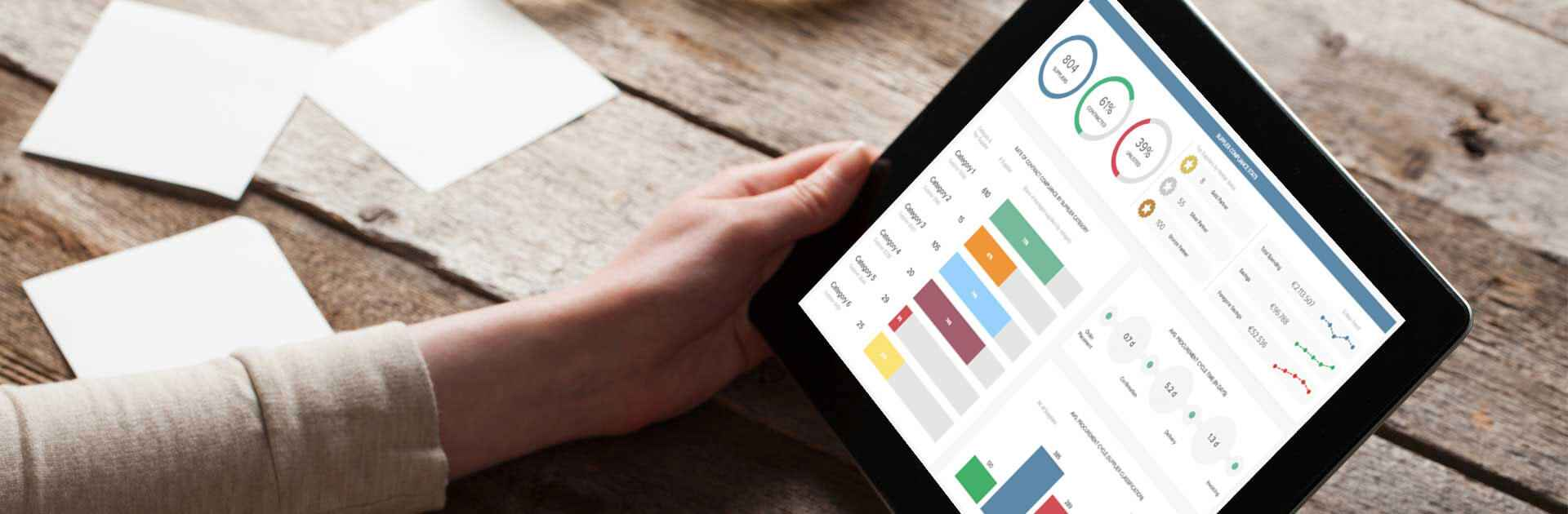 The Best Dashboard Software - Benefit From Online Dashboarding