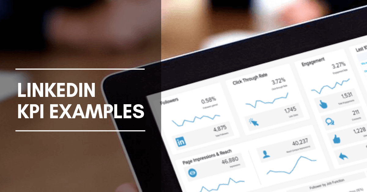 linkedin-kpi-examples-datapine Sales Performance Metrics Examples on human resource,