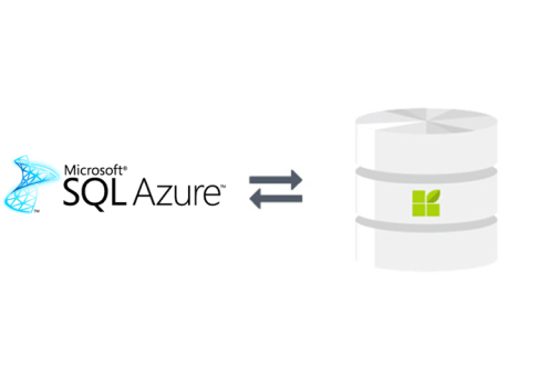 Microsoft Azure connection to datapine