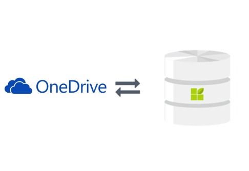 Microsoft OneDrive connection to datapine
