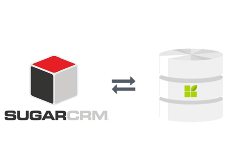 SugarCRM connection to datapine
